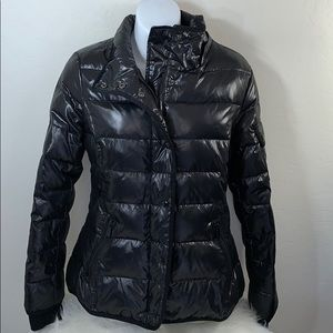Michael Kors quilted puffer jacket.